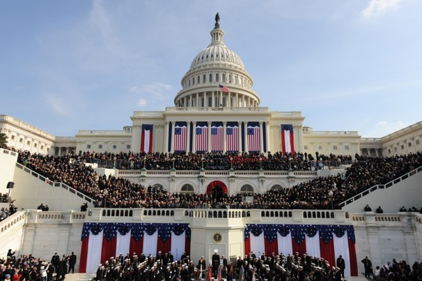 INAUGURATION 2013 - NO MORE AMERICA